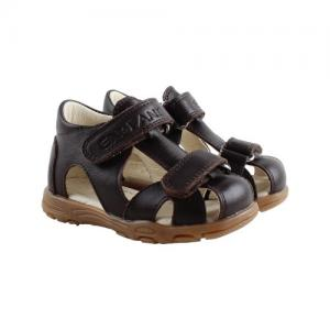 EN FANT Sandals Velcro Brown