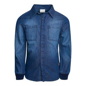 EN FANT Shirt Button-up Chambray Denim