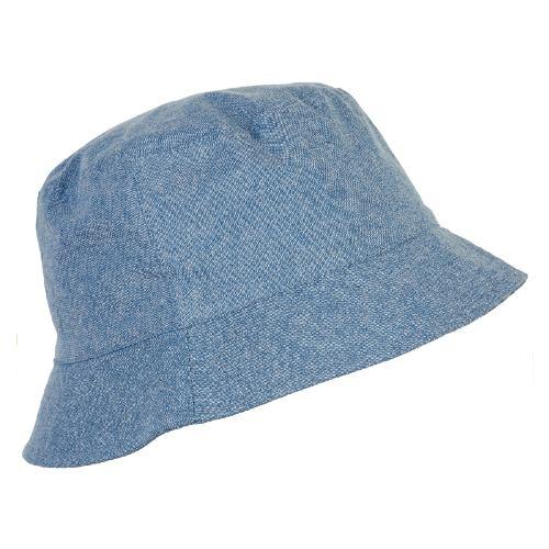 En Fant Sun Hat Faded Denim