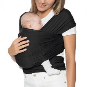 Ergobaby Baby Wrap Aura Black