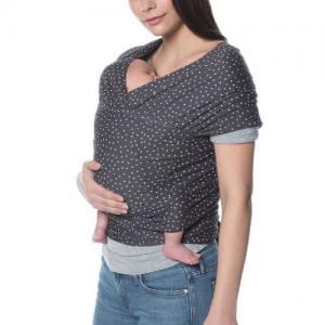 Ergobaby Baby Wrap Aura Twinkle Grey