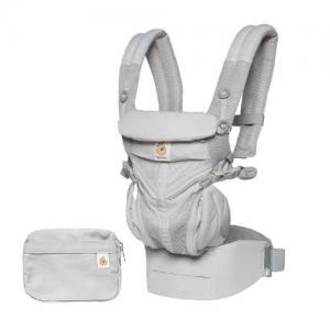 ERGOBABY Omni 360 Cool Air Mesh Pearl Grey Baby Carrier