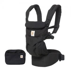 ERGOBABY Omni 360 Cool Air Mesh Pearl Black Baby Carrier