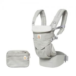 Ergobaby Omni 360 Cotton Pearl Grey Baby Carrier