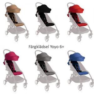 Babyzen, YOYO +, Coloured Fabric 6+, Optional Colour on Fabric