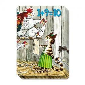 Findus Räknespel Kortspel