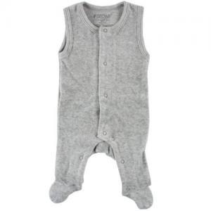 Fixoni Preamture Jumpsuit Grey Organic