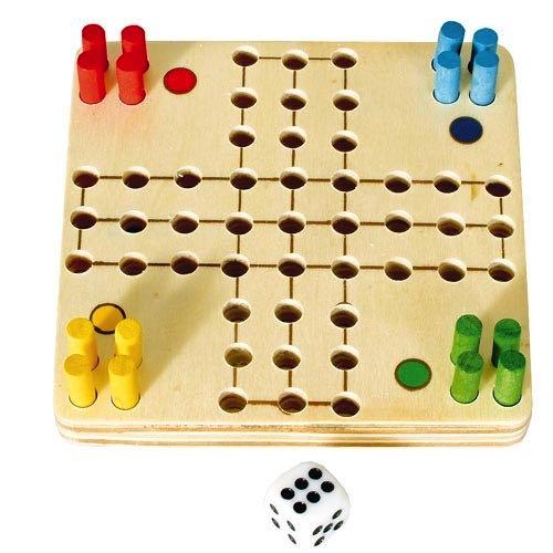 Fridolin Mini Games Fiaspel i trä 8+ år