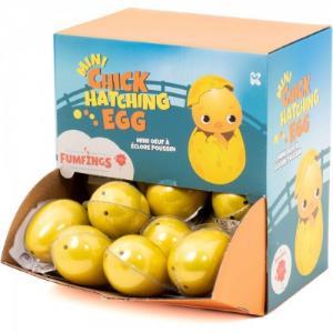 Fumfings Mini Hatching Egg Ägg med Kyckling