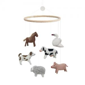 Gamcha Mobile Farm Animals