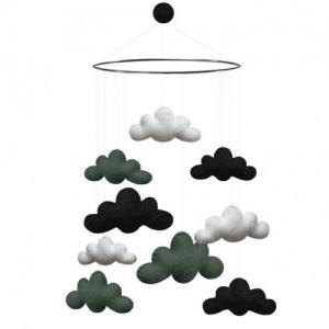 Gamcha Mobile Cloud Green/White