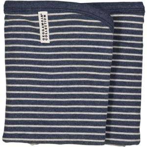 Geggamoja Baby Blanket Classic Blue/White One Size