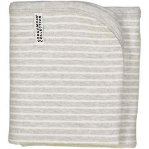 Geggamoja Baby Blanket Classic Grey/White One Size