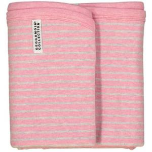 Geggamoja Baby Blanket Classic Pink/Grey One Size