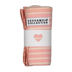Geggamoja Cuddly Mellow Pink Stripes