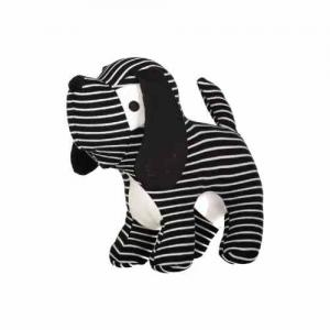 Geggamoja Stuffed Animal Tudor Dog Black One Size