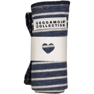 Geggamoja Cuddly Blanket Blue/White Stripe