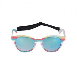 Geggamoja Sunglasses Baby Stripe mix 0-1,5 Years