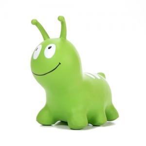Gerardo Toys Hoppdjur Tusenfoting Ljusgrön