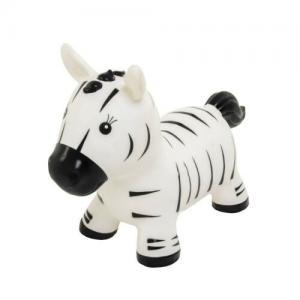 Gerardo Toys My First Jumpy White / Black Zebra
