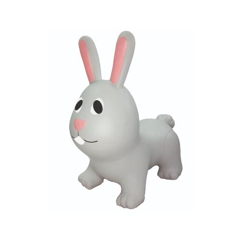 Gerardo Toys Hoppdjur Ljusgrå Kanin Hare