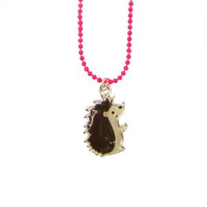 Global Affairs Necklace Hedgehog