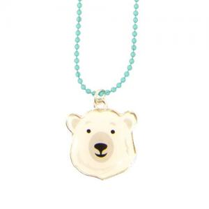 Global Affairs Necklace Polar Bear