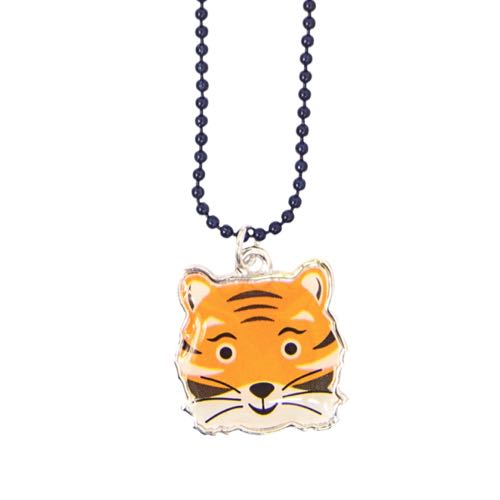 Global Affairs Necklace Tiger