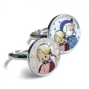 Global Affairs Ringar 2-Pack Emil & Ida
