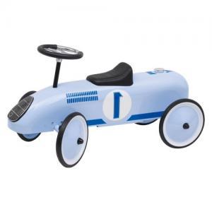 Goki Blue Mini Speeder Car for Children