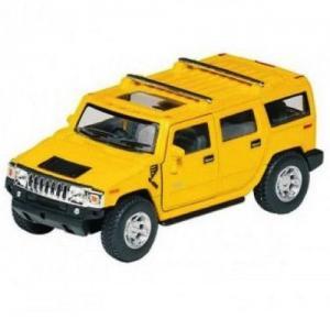 Goki Hummer Suv Yellow