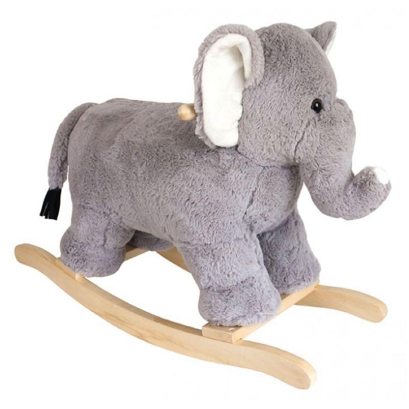 Jabadabado Gungdjur Mjuk Elefant