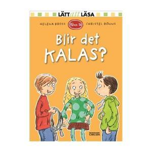 Hjelm Förlag Blir Det Kalas? Klass 1b Bok