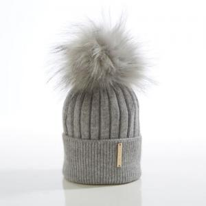 Honey & Lemon Beanie Grey