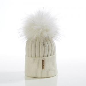 Honey & Lemon Beanie Snow White