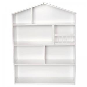 Jabadabado Houseshelf White Big
