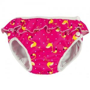 ImseVimse Swim Diaper - Pink Flamingo
