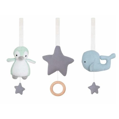 Jabadabado Babygym Toys Penguin