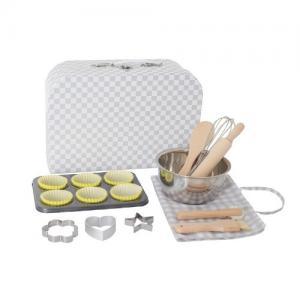 Jabadabado Bakery set with case
