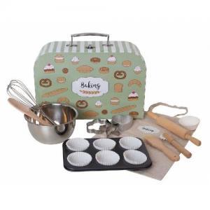 Jabadabado Bakery Set with Green Case