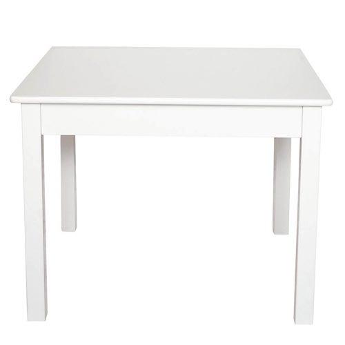 Jabadabado Square Table White