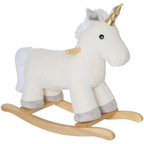 Jabadabado Plush Rocker Unicorn