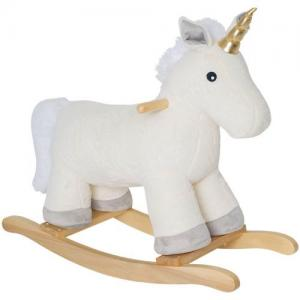 Jabadabado Plush Rocker Unicorn