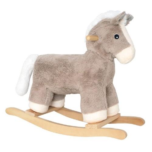 Jabadabado Rocking Horse Brown