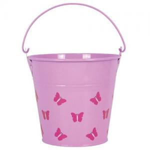 Jabadabado Bucket Butterfly Pink