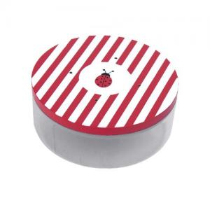 Jabadabado Small Jar for Insects - Red