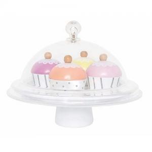 Jabadabado Cupcake Set With Tray