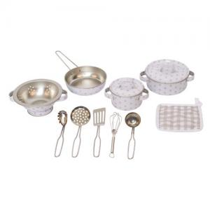 Jabadabado Kitchen set with case