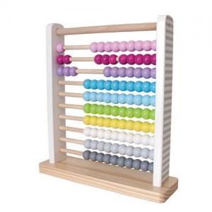 Jabadabado Abacus Pastel