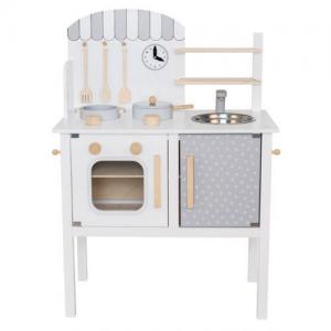 Jabadabado Toy Kitchen White